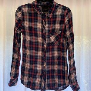 Rails Flannel Shirt